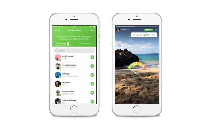 "Instagram ทดสอบฟีเจอร์ ""Favorites"" สร้างกลุ่ม เพื่อแชร์โพสต์ หรือ Stories ได้ภายในแอปฯ"