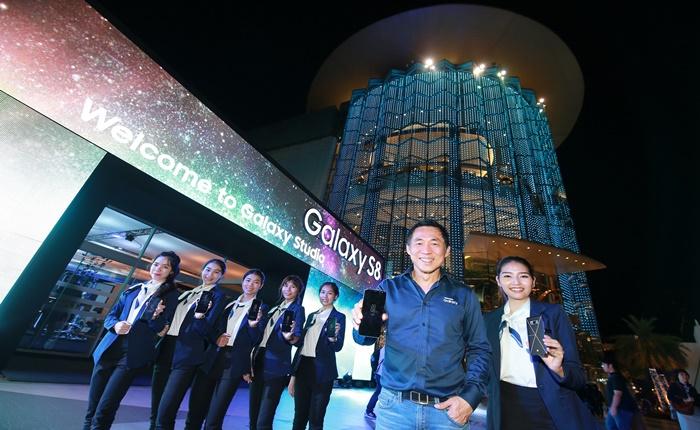 ยลโฉม Galaxy Studio ซัมซุงเนรมิตครั้งแรกในไทย ใหญ่สุดของเอเชีย!