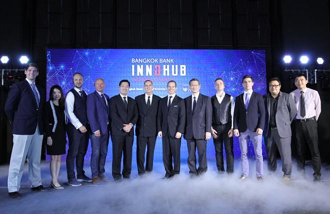 มาอีกราย! Bangkok Bank InnoHub เปิดตัวโครงการบ่มเพาะสตาร์ทอัพระดับโลกในไทย