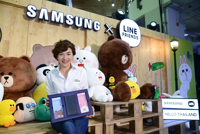 Samsung_LINE_FRIENDS_1