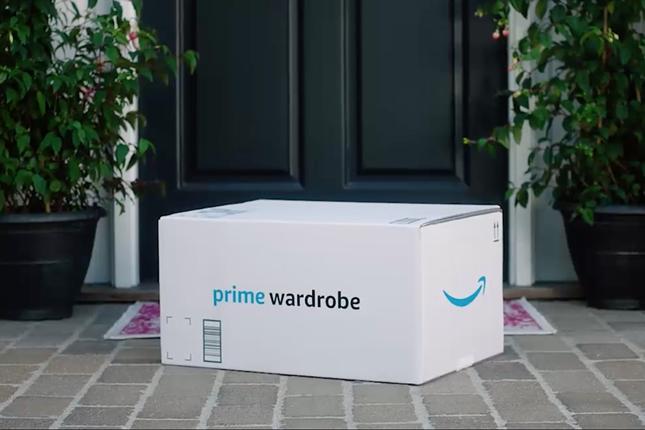 """ซื้อเสื้อออนไลน์ ลองใส่ก่อนซื้อ! Amazon เปิดตัว """"Prime Wardrobe"""" เปลี่ยนบ้านเป็นห้องลองเสื้อ"""