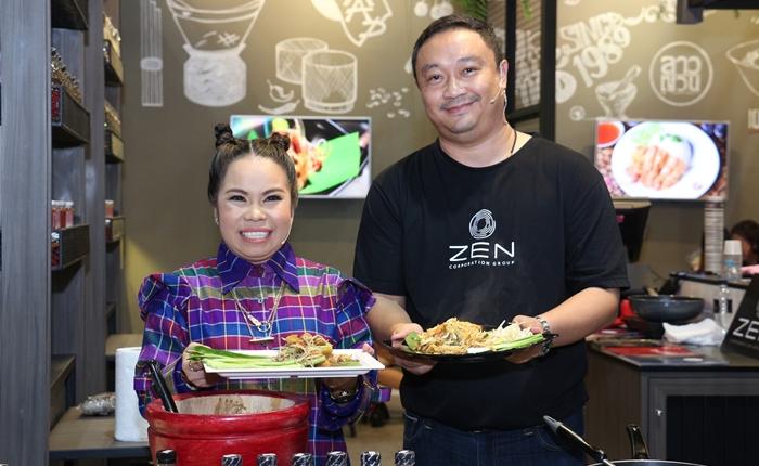 """""""เซ็นกรุ๊ป"""" ผนึกกำลัง """"ตำมั่ว"""" สร้างธุรกิจแฟรนไชส์อาหารไทยสู่ระดับนานาชาติ"""