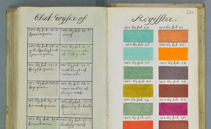 271 ปีก่อนที่จะมี Pantone โลกเคยมี Color Book ความหนากว่า 700 หน้า ที่มีเฉดสีละลานตาเกินกว่าจะจินตนาการได้