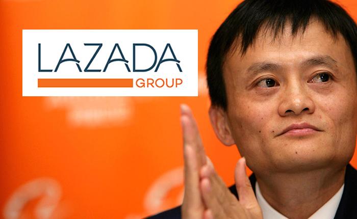 Alibaba อัดพันล้านเหรียญฯ รวบหุ้น Lazada 83% หวังยึดตลาดค้าปลีกอาเซียน