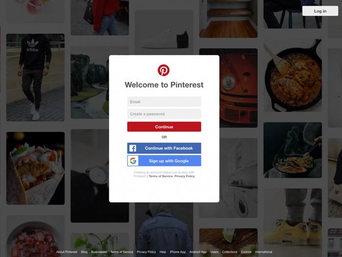 pinterest-now