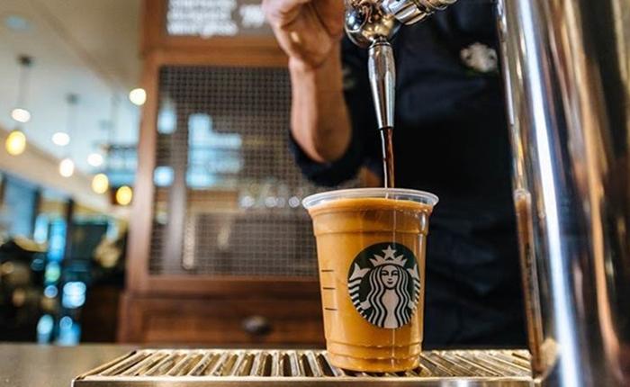 นวัตกรรมใหม่เพื่อคอกาแฟ! สตาร์บัคส์ ไนโตร โคลด์ บรูว์ เปิดประสบการณ์ใหม่ของการดื่มกาแฟเย็น ครั้งแรกในไทย