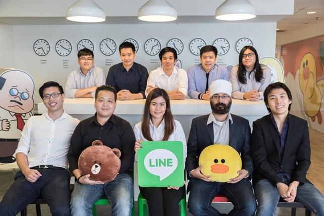 LINE ประกาศคว้า DGM59 ผู้เชี่ยวชาญเทคโนโลยีและแอพพลิเคชั่น ขึ้นแท่นเป็นนักพัฒนาทีมแรกของไทย