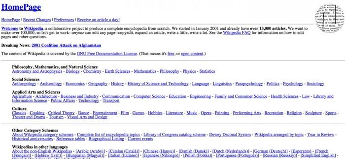 wikipedia-then-2001