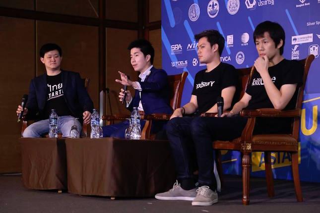 """ก่อนทำ Startup ต้องเตรียมตัวอย่างไร? ฟังมุมมอง """"มาโนช"""" Fred & Frandcis ในงาน Startup Thailand 2017"""