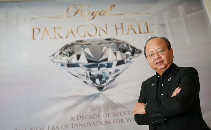 'ทีมเวิร์ค-นวัตกรรม' หัวใจสำคัญของ รอยัล พารากอน ฮอลล์ World Class Venue ที่สุดของไทย