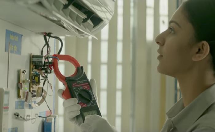 ซัมซุงส่งโฆษณาซึ้ง ทำ CSR สานฝันเด็กหญิงชาวอินเดียให้เข้าสู่อาชีพในวงการวิศวกรรม