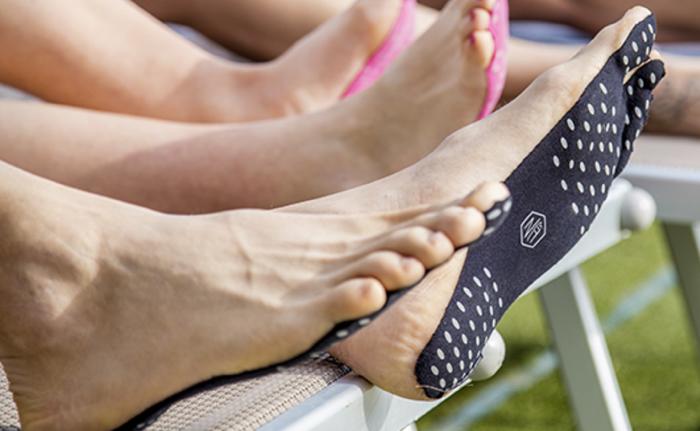 ธุรกิจใหม่ Nakedfit สร้างสรรค์แผ่นปิดฝ่าเท้าช่วยให้ใช้ชีวิตกลางแจ้งได้สนุกยิ่งขึ้น