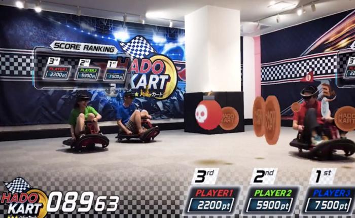 เทคโนโลยี AR + VR ลมหายใจใหม่ของธุรกิจสวนสนุก