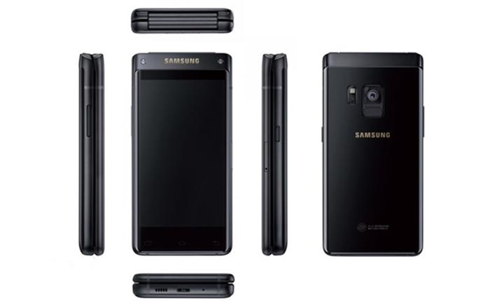 ใครว่า Touch Screen ครองโลก เมื่อ Samsung รีเทิร์นฝาพับรุ่นที่ 2
