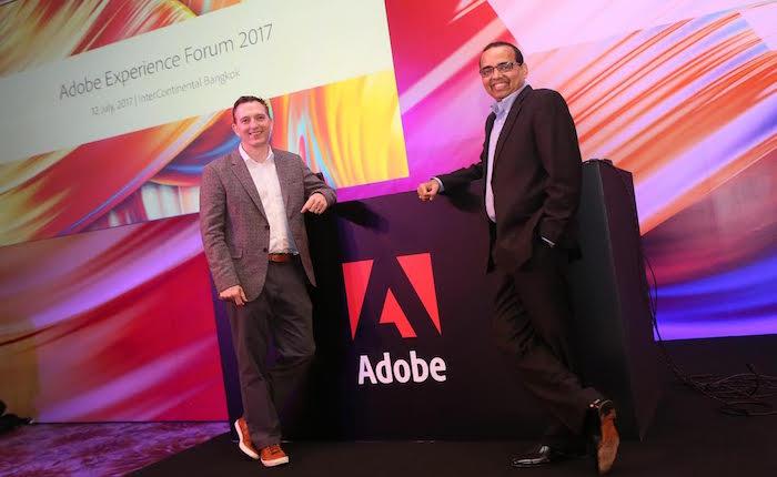 """เมื่อธุรกิจแข่งกันขาย""""ประสบการณ์""""! ฟัง 3 ข้อคิดจากตัวจริงด้านดิจิทัลในงาน Adobe Experience Forum 2017"""