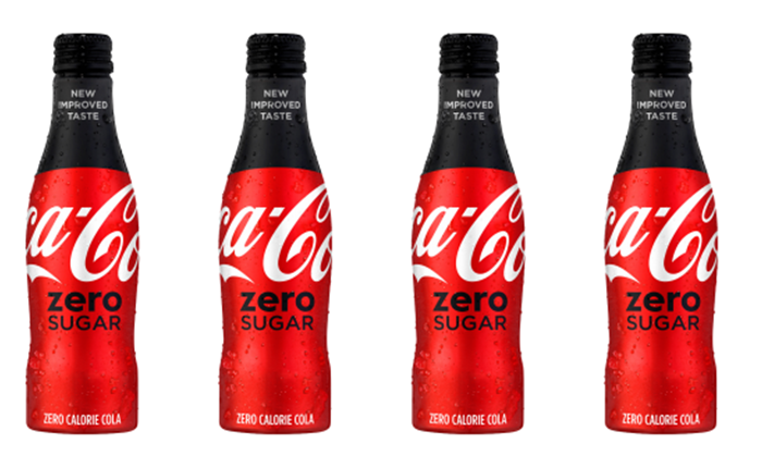 จาก Coke Zero สู่ Coca-Cola Zero Sugar ย้ำคอนเซปต์ One Brand