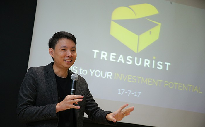 Treasurist สตาร์ทอัพด้านการลงทุนชวนคนไทยใช้เงินให้เป็นในยุคดิจิทัล