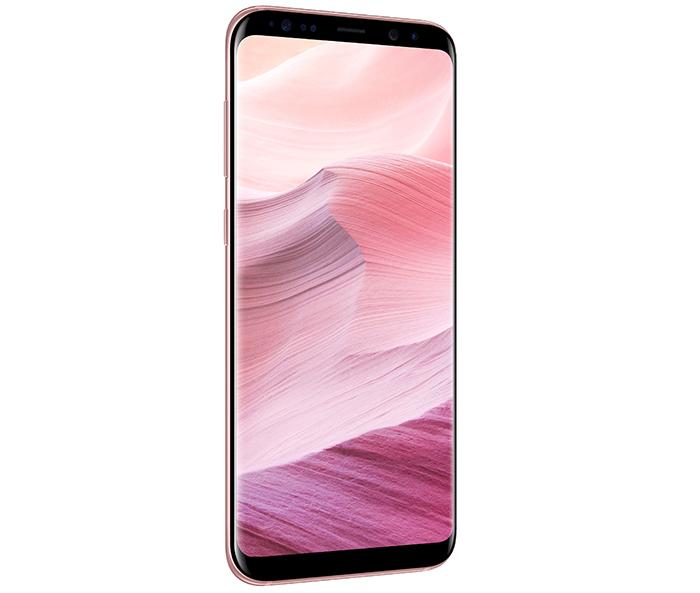 Samsung Galaxy S8 Plus_Rose Pink_L30