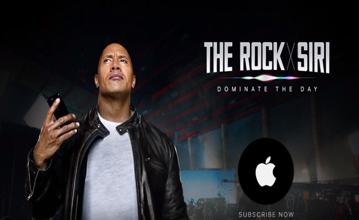 งานนี้ไม่ธรรมดา! เมื่อ Apple พลิกกลยุทธ์ ดึงคนดังลงโฆษณา อวดคุณสมบัติของ 'Siri'