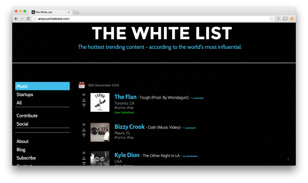 The-White-List
