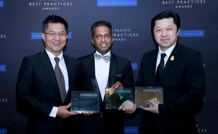 ทรูมูฟ เอช คว้า 2 รางวัลใหญ่ ผู้ให้บริการโมบายระดับโลก Asia Pacific ICT Awards 2017