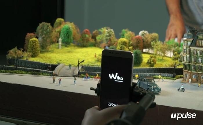 """ทึ่ง! Wiko ปล่อยแคมเปญโฆษณาครั้งแรกกับการถ่ายภาพ Miniature เมืองจิ๋วให้ """"ชัดไม่ใช่เล่น"""" โชว์ความเหนือชั้นของ Wiko Upulse"""