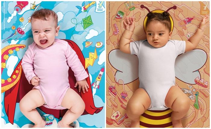 ผ้าอ้อมเด็กบราซิล ทำอย่างไรให้โปสเตอร์ OOH ได้ฟรีมีเดียไปเต็มๆ