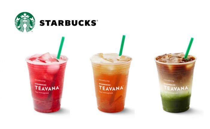 อุ้มไม่ไหว 'Starbucks' ปิดร้านชา 'Teavana' 379 สาขาทั่วสหรัฐอเมริกา
