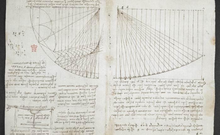 ส่องสมุดโน้ตส่วนตัวของ 'ลีโอนาร์โด ดาวินชี' ร่องรอยอัจฉริยะบนกระดาษ 570 หน้า ถูกอัพโหลดให้ดูกันแล้วบนออนไลน์