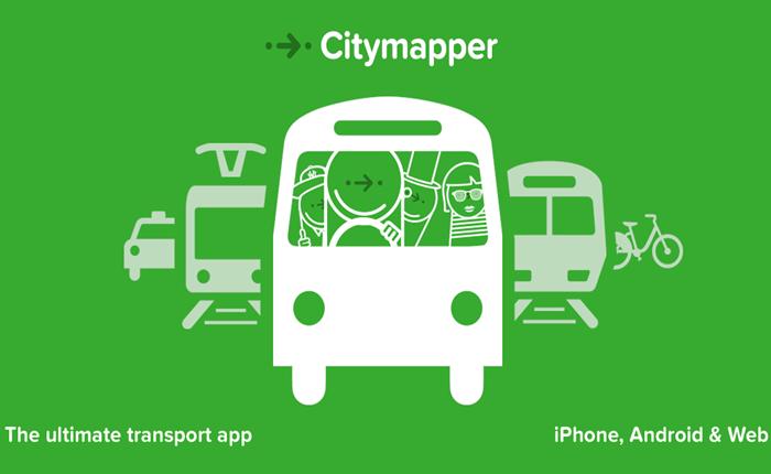 ปรับเปลี่ยน!!! เมื่อแอพฯ แผนที่รถเมล์ในอังกฤษเปลี่ยนตัวเองเป็นผู้ให้บริการ