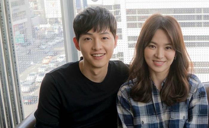 #SongSongCouple แฮชแท็กยอดฮิต ชาวเน็ตไทยร่วมยินดี คู่รัก จุงกิ-เฮเคียว ประกาศแต่งงาน