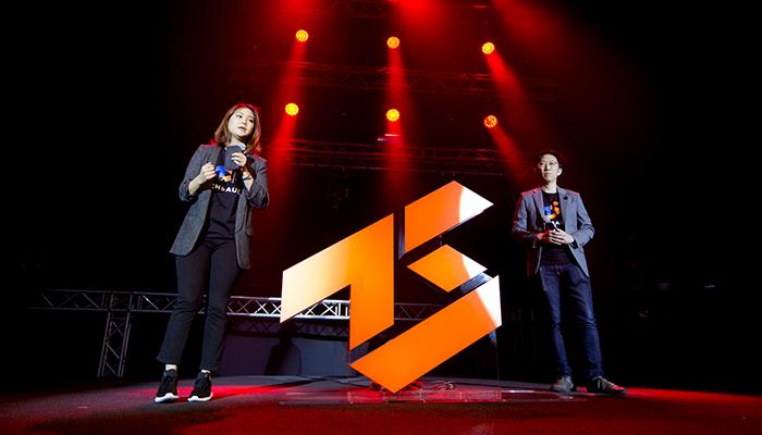 """""""เทคซอส"""" เปิดงาน Techsauce Global Summit 2017 รวมผู้นำเทคโนโลยีทั่วโลก 250 คน พร้อมผู้ร่วมงานกว่า 6,000 คน"""