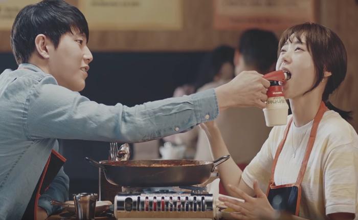 binggrae นมรสกล้วยเกาหลี หาสารพัดวิธีสุดครีเอทีฟให้คนสนุกกับการดื่มนม