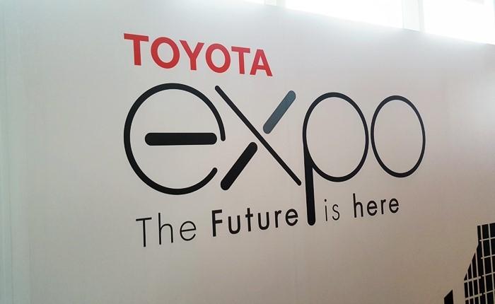 """อลังการงาน Toyota Expo ตอบโจทย์ """"สมการแห่งอนาคต"""" ด้วยบทบาท IoT (Internet of Things)"""