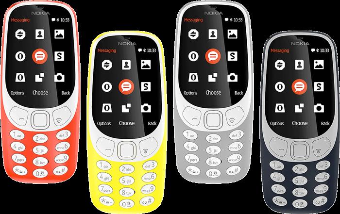 Nokia 3310 โฉมใหม่ พัฒนาจากรุ่นเดิมยอดฮิตในอดีต