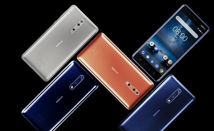 เจาะตลาดไฮเอนด์! HMD ส่ง 'Nokia 8′ ทวงบังลังก์ พรีเมี่ยมสมาร์ทโฟนแอนดรอยด์
