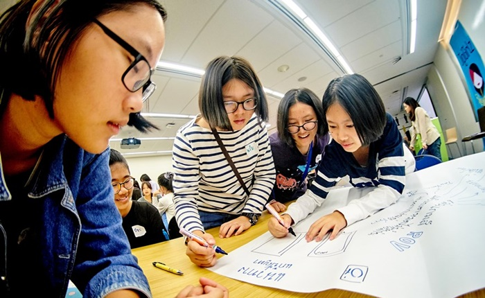 ปั้นผู้หญิงสู่สายงานไอที Microsoft ผุด DigiGirlz ครั้งแรกของไทย กระตุ้นเด็กเรียน STEM