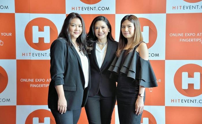 HITEVENT.COM ทุ่มงบ 10 ล้าน โปรโมทงานแสดงสินค้าออนไลน์ ง่ายแค่ปลายนิ้ว แห่งแรกในประเทศไทย