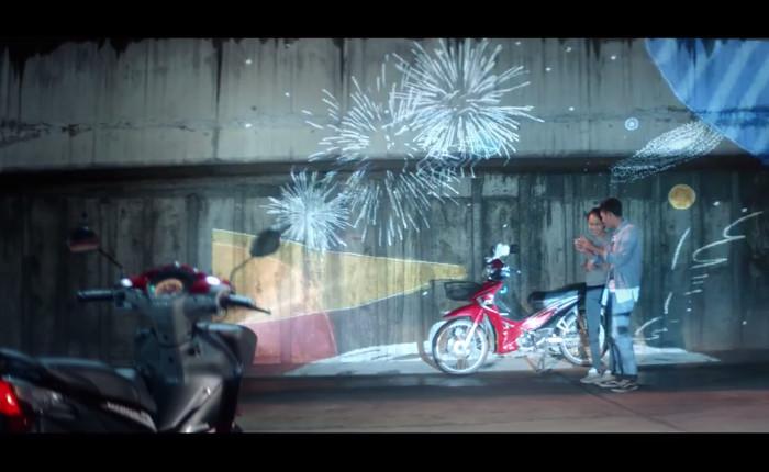 รถจักรยานยนต์ฮอนด้า ตอกย้ำความเป็นแบรนด์ที่ไม่ทอดทิ้งลูกค้า ด้วยหนังสั้นสุดเซอร์ไพรส์…