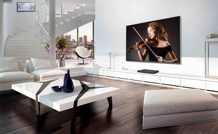 แอลจี นำเสนอเครื่องเล่น 4K Blu-ray Player มอบประสบการณ์รับชมภาพยนตร์เหนือระดับภายในบ้าน