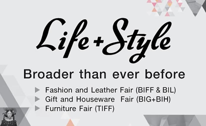 """จัดยิ่งใหญ่ มิติใหม่ของงานแสดงสินค้าไลฟ์สไตล์ที่ครบวงจรที่สุด """"Life+Style"""" 17-21 ตุลาคม นี้"""