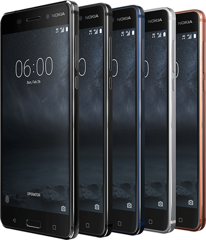 Nokia 6 ทำสถิติขายหมดในเวลาไม่ถึง 30 วินาที