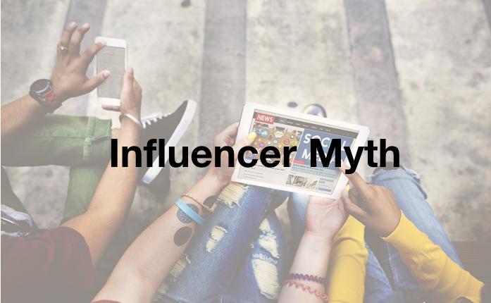 5 ความเชื่อผิด ๆ เรื่อง Influencer