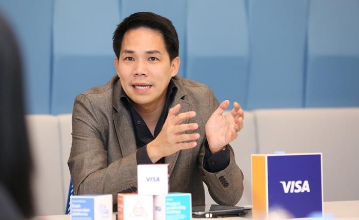 วีซ่า เผย 9 ใน 10 ของคนไทย สนใจการโอนเงินผ่าน Mobile Wallet