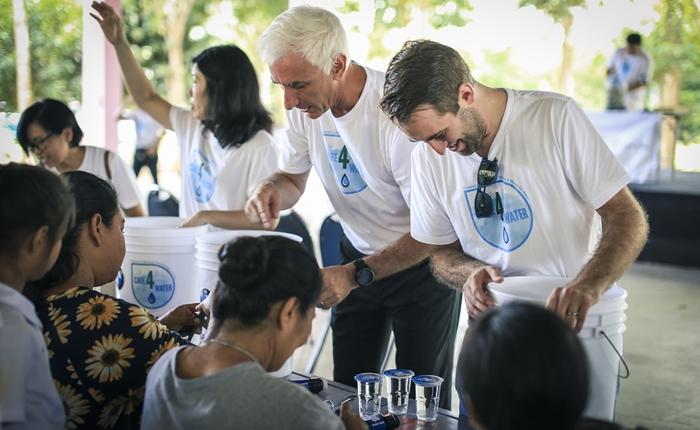 บีเอ็มดับเบิลยู กรุ๊ป ประเทศไทย สานต่อโครงการ แคร์ ฟอร์ วอเตอร์ ปีที่สอง มอบระบบการกรองน้ำให้แก่ชุมชนที่ขาดแคลนในจังหวัดระยอง