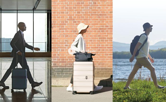 """ชวนส่อง MUJI to GO ผลิตภัณฑ์คอนเซ็ปต์ตอบรับไลฟ์สไตล์การเดินทาง 3 แบบ """"ทริป, ท่องเที่ยว และ ผจญภัย"""""""