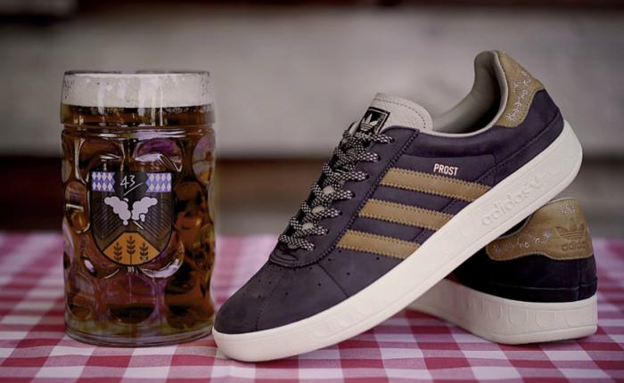 Adidas ออกรองเท้ารุ่นใหม่ไล่ยุงได้ ฉลองเทศกาลดื่มเบียร์ Oktoberfest