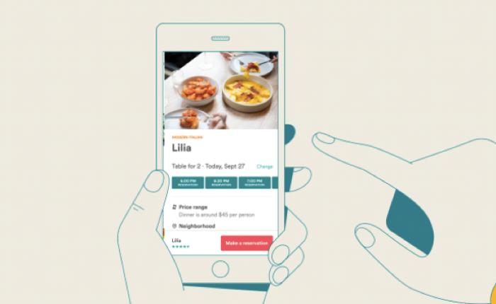 Airbnb เปิดบริการใหม่ จองร้านอาหารดีๆ ใกล้ๆ ที่พัก