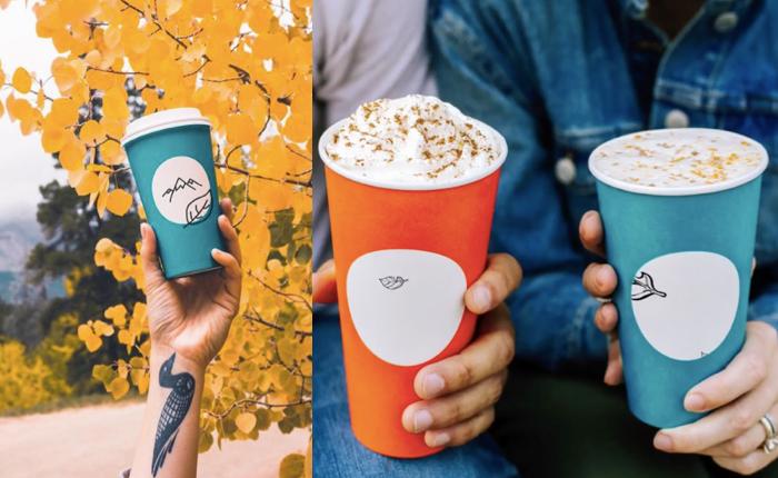 สตาร์บัคส์ออกแก้วไร้โลโก้ กระตุ้นจินตนาการลูกค้าและบาริสต้าให้โชว์ฝีมือกราฟิกเคล้ากลิ่นกาแฟ