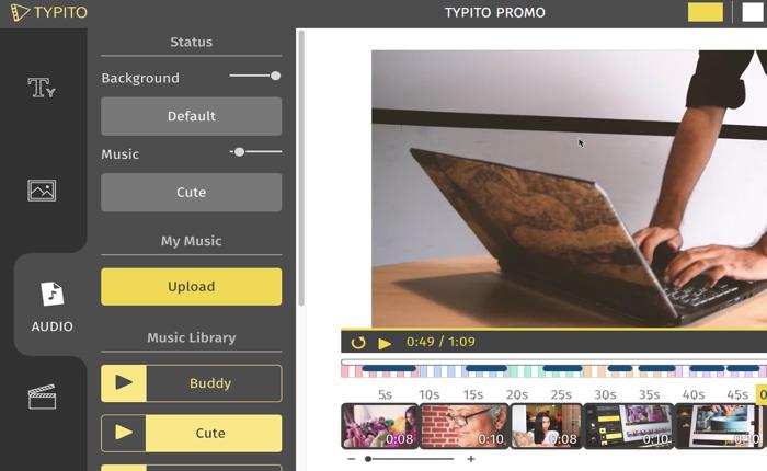 ใครอยากสร้างวิดีโอฮิตๆ เรียกยอด Like ในโลกโซเชียล ต้องลองนี่ Typito เสกคลิปด้วยวิธีกล้วยๆ